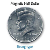 Strong Magnetic coin Half dollar - Fabbrica Magia