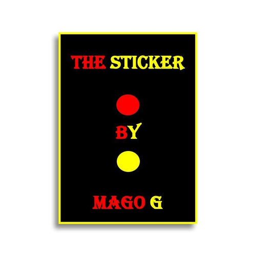 The Sticker by Mago G - Fabbrica Magia
