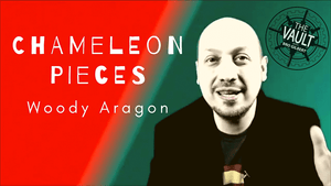 The Vault - Chameleon Pieces by Woody Aragon video DOWNLOAD - Fabbrica Magia