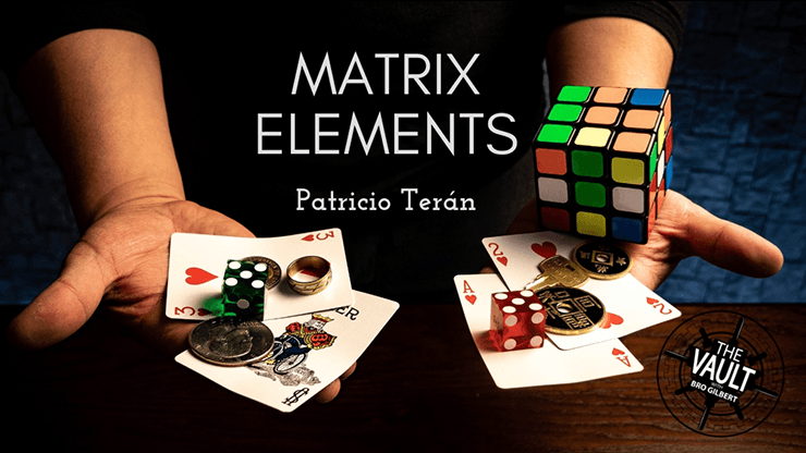 The Vault - Matrix Elements by Patricio Terán video DOWNLOAD - Fabbrica Magia