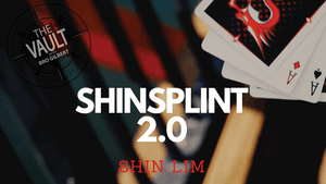 The Vault - ShinSplint 2.0 by Shin Lim video DOWNLOAD - Fabbrica Magia