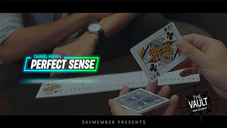 The Vault - Skymember Presents Perfect Sense by Daniel Hiew video DOWNLOAD - Fabbrica Magia