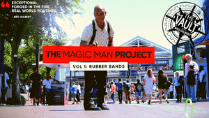 The Vault - The Magic Man Project (Volume 1 Rubber Bands) by Andrew Eland video DOWNLOAD - Fabbrica Magia