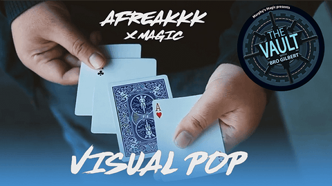 The Vault - Visual Pop by Afreakkk and X Magic video DOWNLOAD - Fabbrica Magia