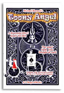 Toony Angel by Mike Maxwell - Fabbrica Magia