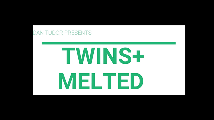 Twins + Melted by Dan Tudor video DOWNLOAD - Fabbrica Magia