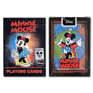 Vintage Minnie Playing Cards - Fabbrica Magia