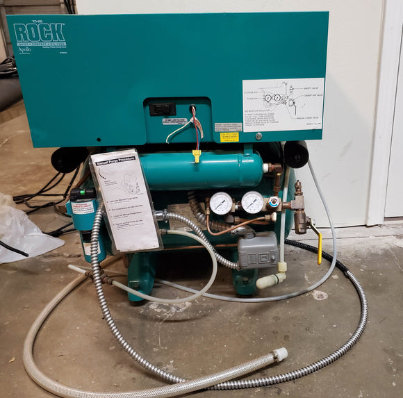 APOLLO R22 The Rock Oil-Free Air Compressor