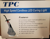 TPC Cordless Curing Light System LED 50N A-Type