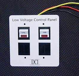 DCI 2901 Low Voltage Control Panel - used on most vacuum pumps and compressors