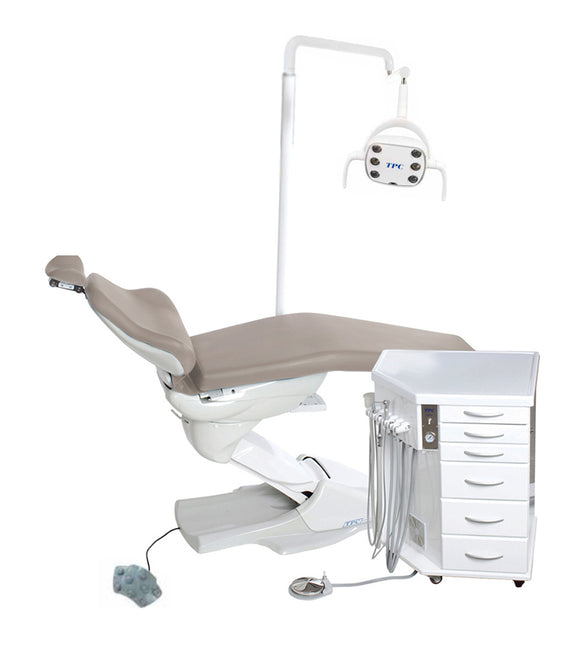 TPC Mirage Orthodontic Package with Light and Mobile Cabinet
