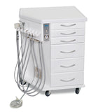 TPC Orthodontic Mobile Delivery Cabinet