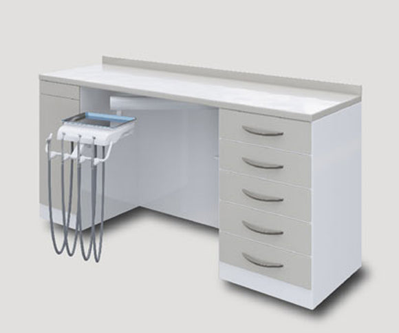 ADS Cabinet/Wall Side Mount Doctor's Delivery System - Classic