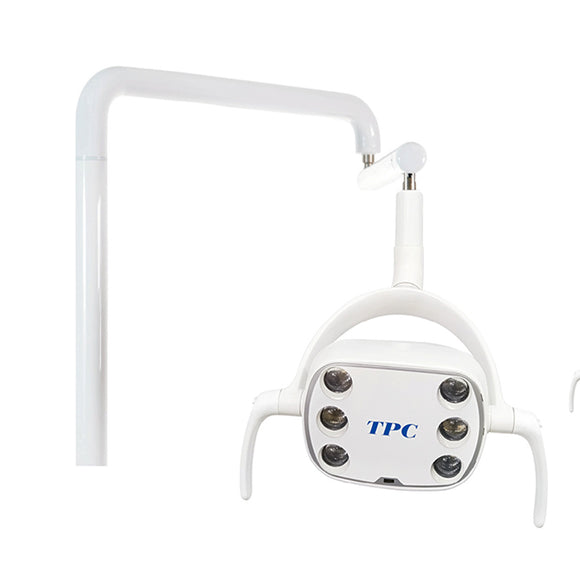 TPC Operatory Light - Lustrous L550-LED Post Mount with Motion Sensor