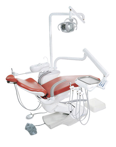 TPC Mirage Operatory Package with Cuspidor - Chair Mounted