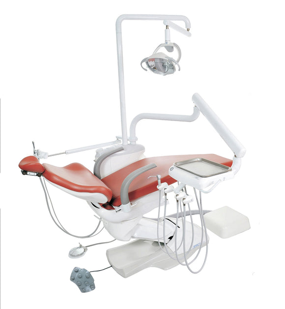TPC Mirage Operatory Package - Chair Mounted, with Assistant's Instrumentation