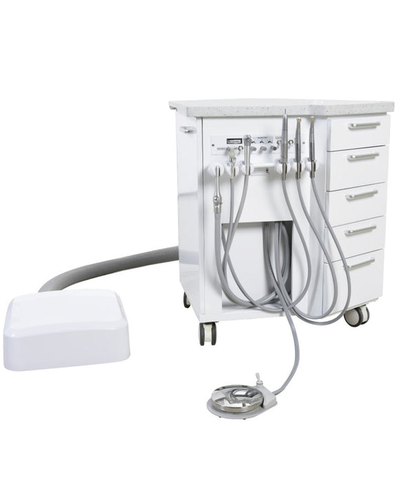 ADS Orthodontic Mobile Cart Cabinet - Smaller