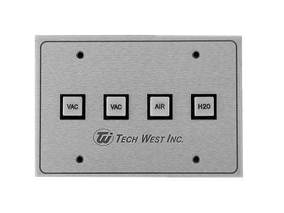 Tech West Remote Control Panel