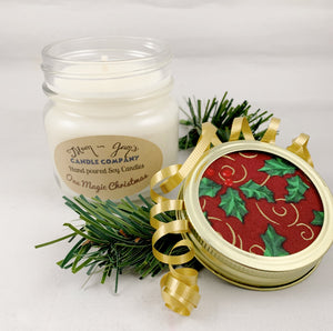 Holiday Scents - Mam Jam's Candle Company
