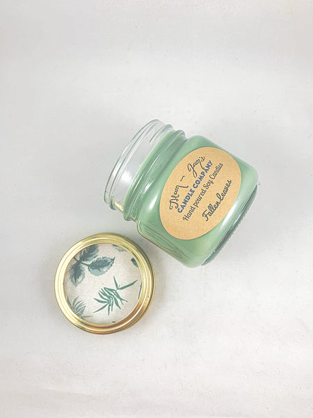 Fallen Leaves - Mam Jam's Candle Company