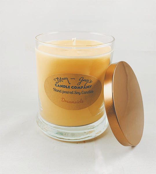 Dreamsicle - Mam Jam's Candle Company
