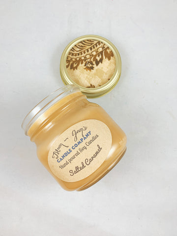 Salted Caramel - Mam Jam's Candle Company