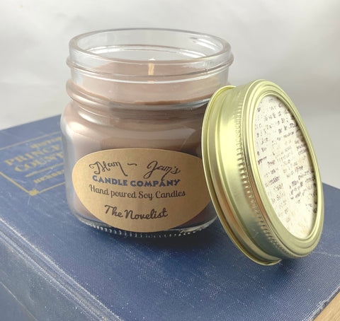 The Novelist - Mam Jam's Candle Company