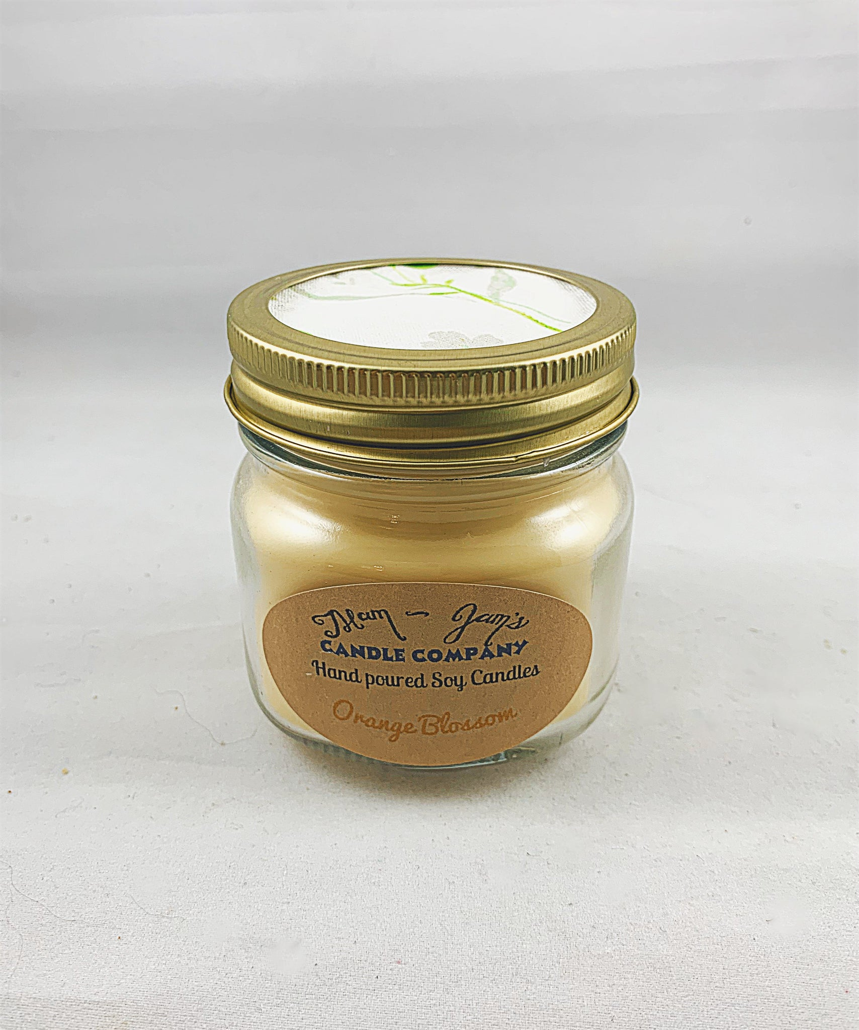 Orange Blossom - Mam Jam's Candle Company