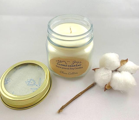 Clean Cotton - Mam Jam's Candle Company