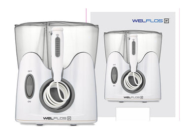 Quiet water flosser WELFLOS Q Best water flosser