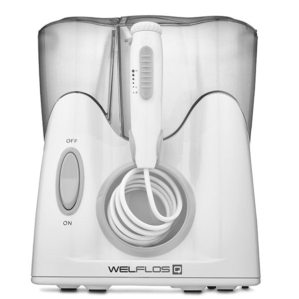 WELFLOS Q quiet-water flosser