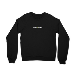 Bangarang Cotton Crewneck Sweater