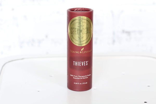 Thieves Roll On Perfume Essential Oil Therapeutic Grade