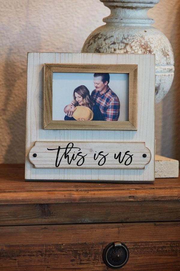 'This is Us' Photo Frame