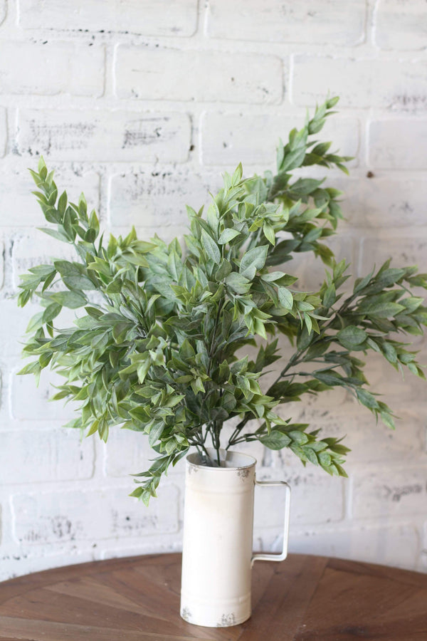 Faux Artificial Greenery Pastel Greenery Eucalyptus Stem Farmhouse French Country Modern Farmhouse Style Home Decor Artificial Plants