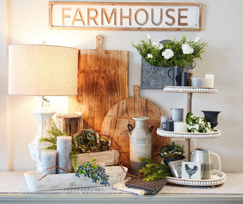 "40"" Wood Farmhouse Sign"
