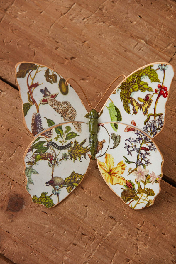 "6.25"" Butterfly Wall Hanging"