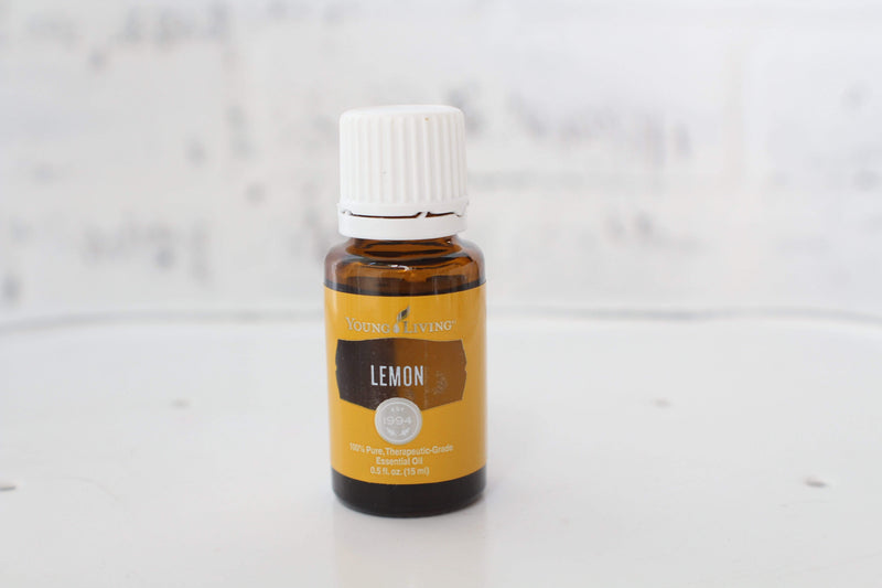 Lemon Essential Oil Young Living 15 mL