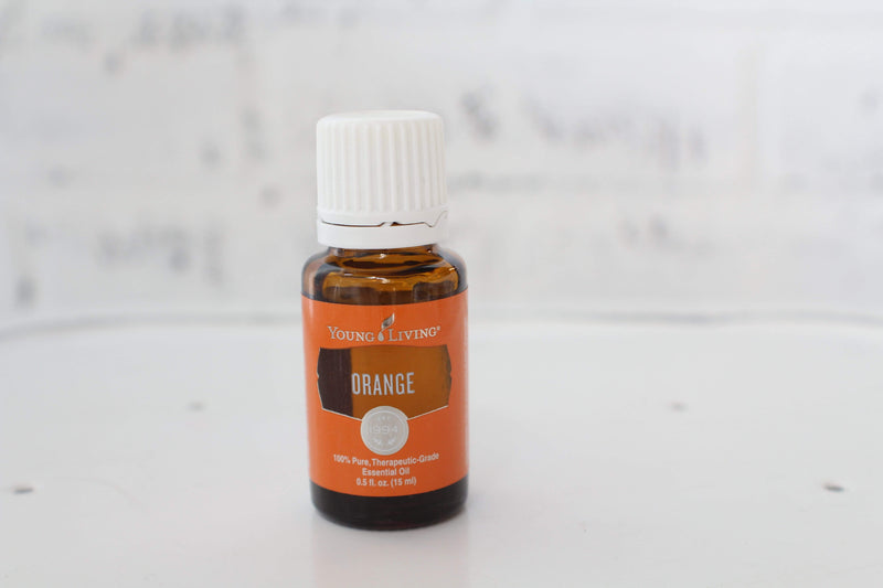 Young Living Orange Essentail Oil