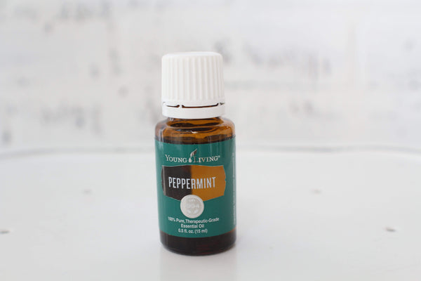Peppermint Essential Oil Young Living 15 mL