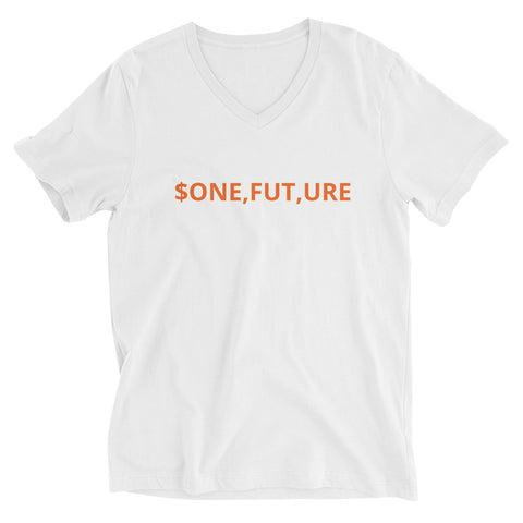 One Future Multi Millionaire Women's V-Neck