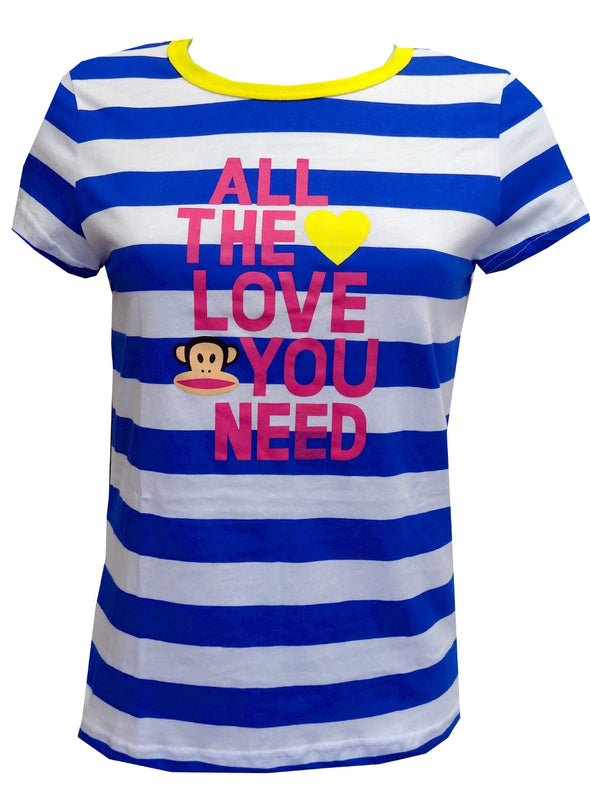 Julius the Monkey All The Love You Need Tee