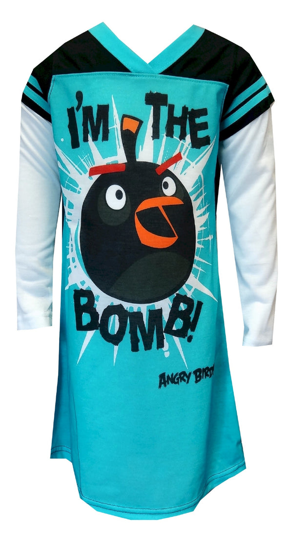 Angry Birds I'm The Bomb Night Gown