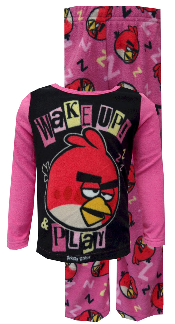 Angry Birds Wake Up & Play Pajamas