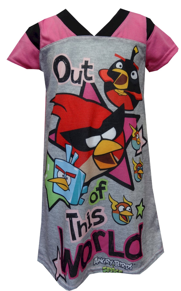 Angry Birds Out of This World Night Gown