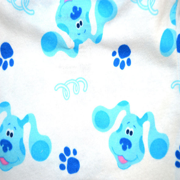 Blue's Clues You Sure Are Smart Cotton Toddler 4 Piece Pajamas
