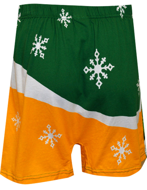 Buddy the Elf Cotton Headed Ninny Muggins Christmas Boxers