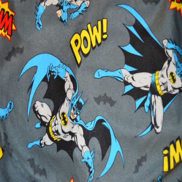 Batman Crime Fighter Traditional Flannel Pajama