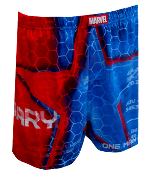 Captain America Legendary Super Soldier Boxer Shorts Size Small