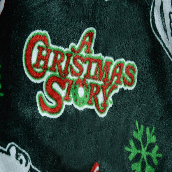 A Christmas Story Holiday Sueded Fleece Lounge Pant